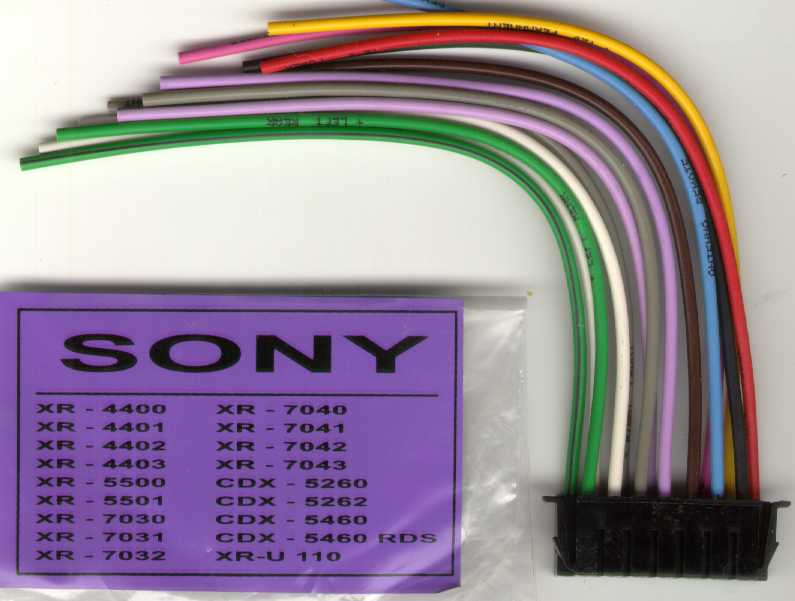Тут на Магнитола Sony XR